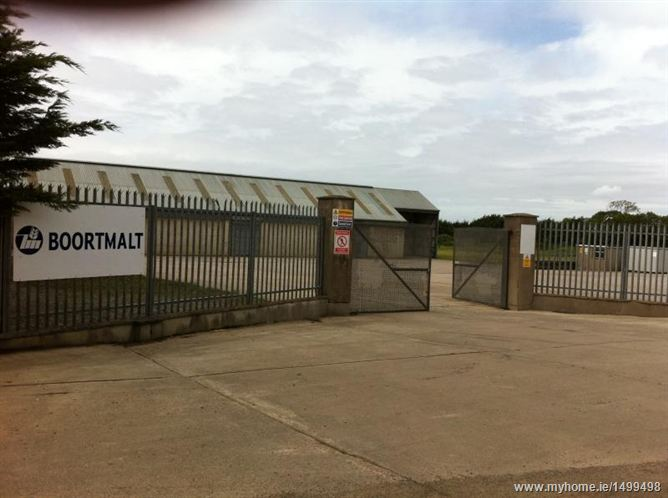 Grain Storage Facility at Tintern, Saltmills, Wexford, Co. Wexford