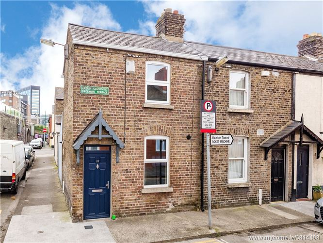 28 Greenore Terrace, Lower Grand Canal Street, Dublin 2