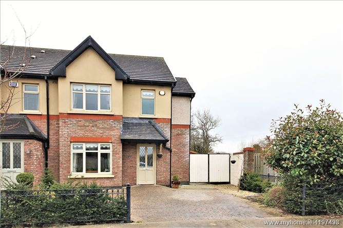 10 The Glen, Newtown Hall, Maynooth, Kildare