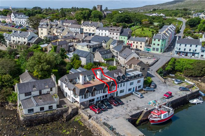 Main image for 6 Old Quay Court, The Quay, Roundstone, Galway