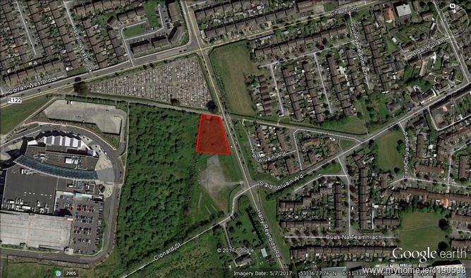 c. 0.5 acres / 0.202 ha, Harry Reynolds Road, Balbriggan, County Dublin