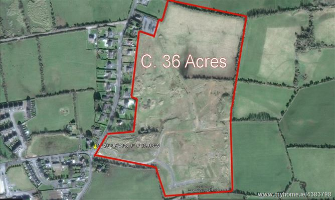 Main image for C.36 Acres Garrynacanty, Dundrum Road, Tipperary Town, Tipperary