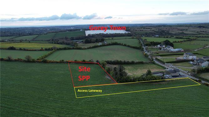 Main image for Site At Tinnashinnagh,Gorey,Co. Wexford
