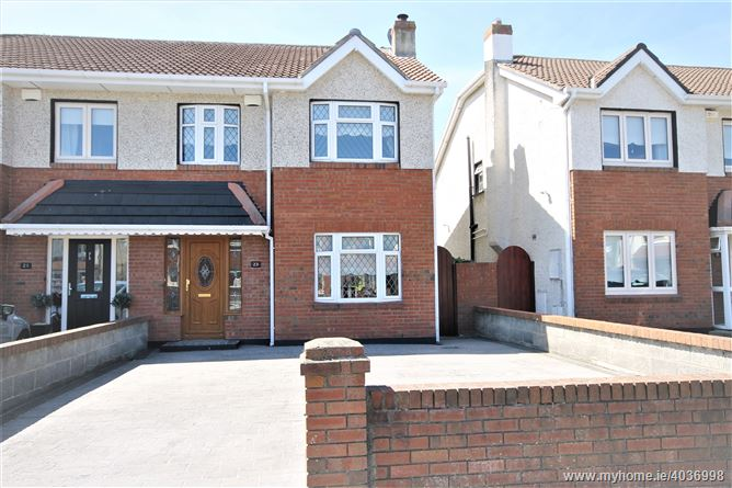 Photo of 23 Palmers Crescent, Palmerstown, Dublin 20