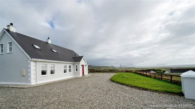 Drim Cottage - Malin Head, Donegal
