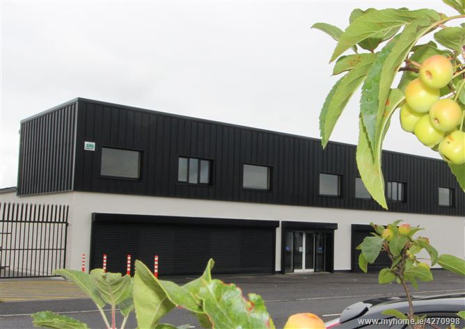 1,615 sq.ft. First Floor Offices / Showrooms, Beechmount Homepark, Navan, Meath