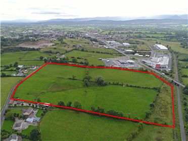 Main image of c.20 acres @ Bohercrow, Tipperary Town, Tipperary