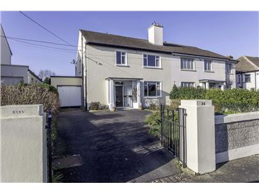 35 North Avenue, Mount Merrion,   County Dublin