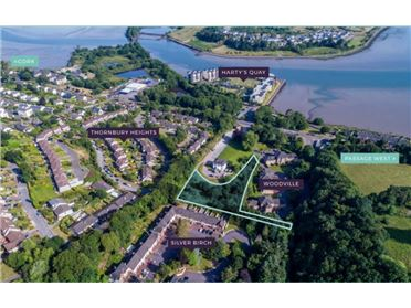 Photo of Development Site, Rochestown, Cork