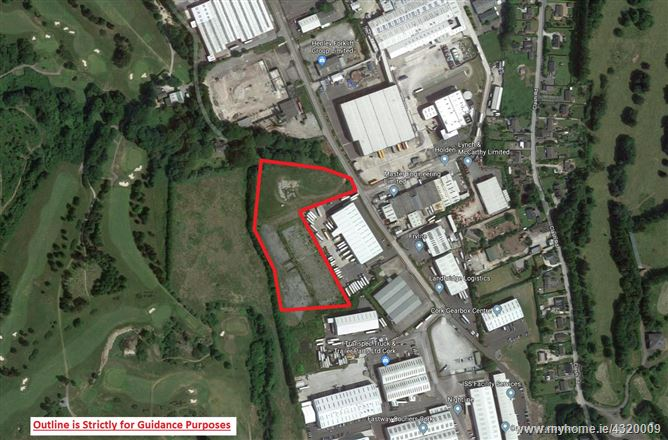 4.5 Acre Development Site, GB Business Park, Ballytrasna, Little Island, Cork