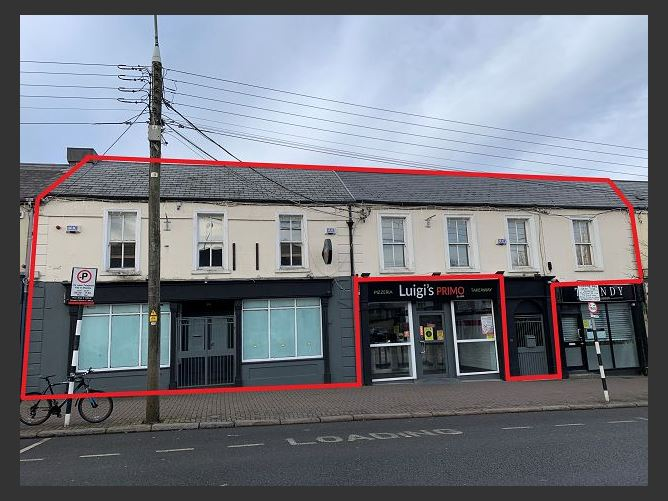 Main image for 18-19 Main Street, Newbridge, Co. Kildare