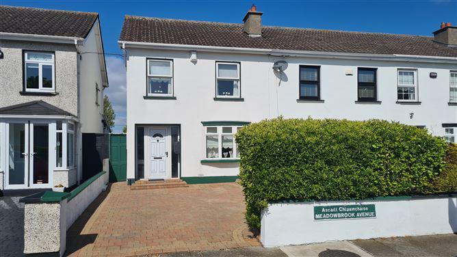 Main image for 40 Meadowbrook Avenue, Baldoyle, Dublin 13, D13 F8P8