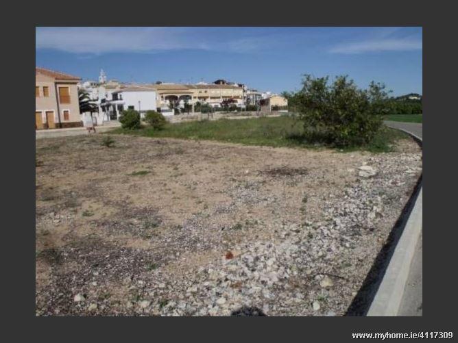 Calle, 03792, Parcent, Spain