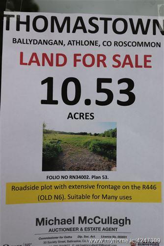 Main image for Thomastown Athlone Ballydangan, Athlone West, Roscommon