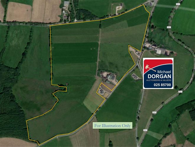 Main image for C.60 Acres, Lackbrack, Curraglass,, Conna, Cork