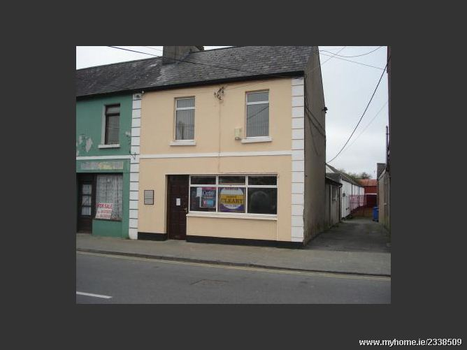 Commercial Space To Let,St. Patrick Street, Castlerea, Roscommon