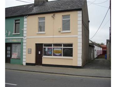 Main image of Commercial Space To Let,St. Patrick Street, Castlerea, Roscommon