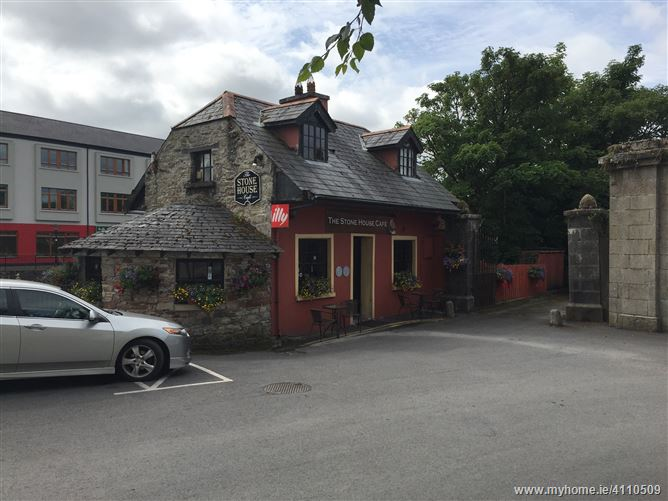 The Stone House Cafe, Bridge Street, Boyle, Roscommon