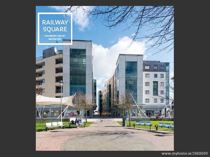 Unit B1, Block B, Ground Floor Retail Unit, Railway Square, Waterford City, Waterford