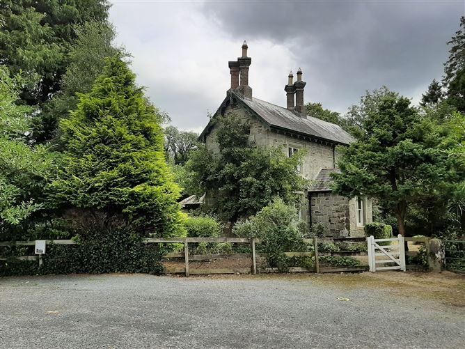Main image for The Lodge, Deegan's Bridge, Shillelagh, Wicklow