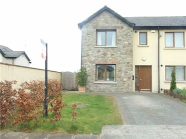 Main image of 22 Roseberry Hill, Newbridge, Co. Kildare