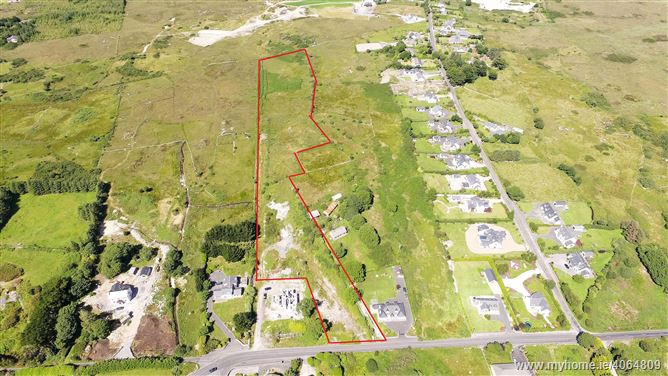 Photo of Land at Boleybeg, Cappagh Road, Barna, Galway