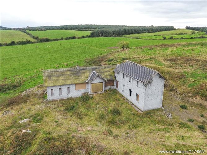 Dwelling On 5 Acres, Cullahill Mountain, Cullahill, Co. Laois