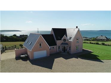 The Pink House, Church Road, Duncannon, Wexford