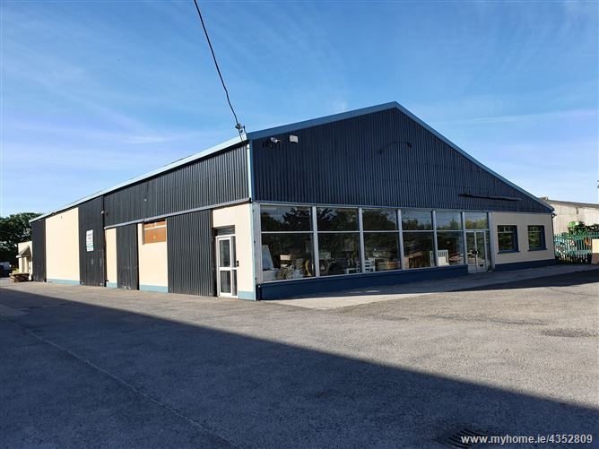 Main image for Commercial Unit No. 9, Building No. 2, Bunclody Road, Tullow, Carlow