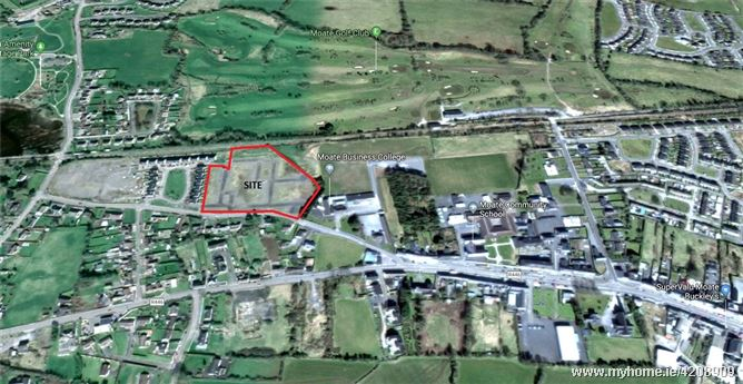 Site A, Jones Lake Road, Moate, Co. Westmeath