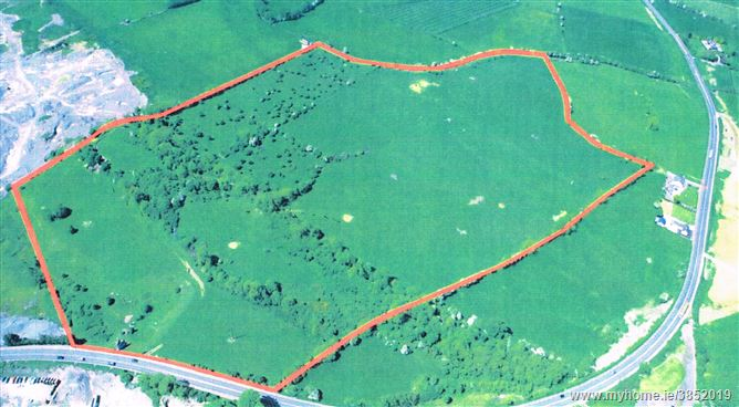 C. 52 Ac Land Arden, Tullamore, Offaly