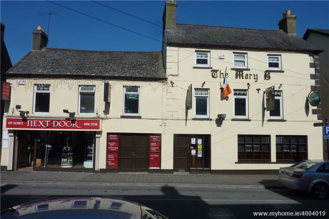 The Mary B & Next Door Off Licence, 81/82 Lr. Main St., Arklow, Co. Wicklow