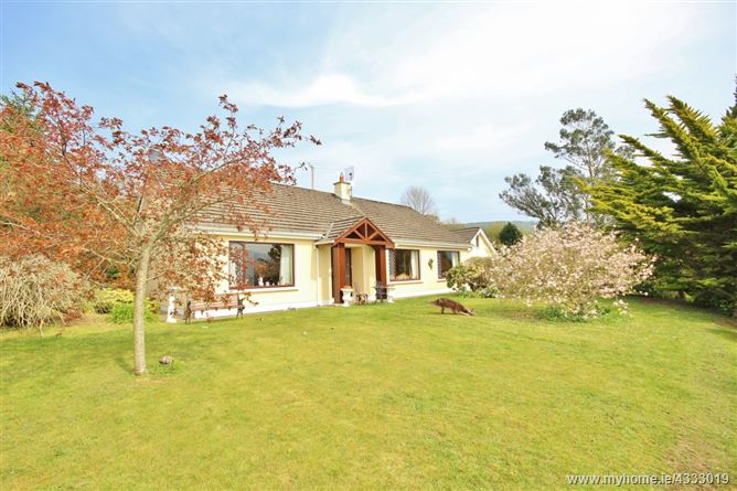 """Maple Lodge"", Bungalow with Stunning Lake Views on c. 0.55 Acre/ 0.22 Ha., Lacken, Blessington, Wicklow"