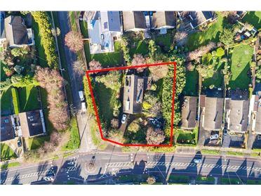 Property image of Site @ 78/80 Avondale Road, Killiney, Co. Dublin