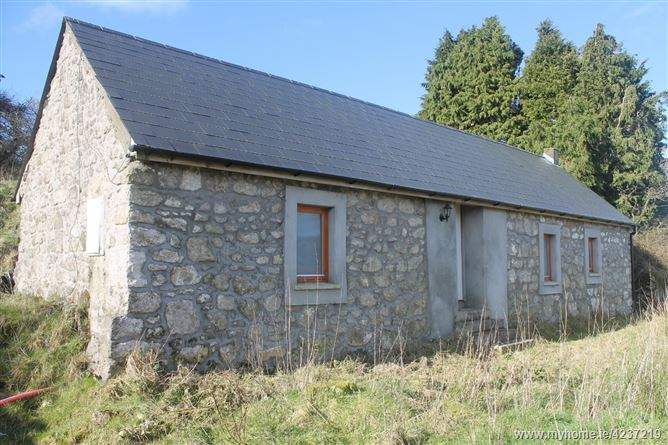 Stone Cottage on c. 0.75 Acre/ 0.3 Ha., Johnstown, Hollywood, Wicklow