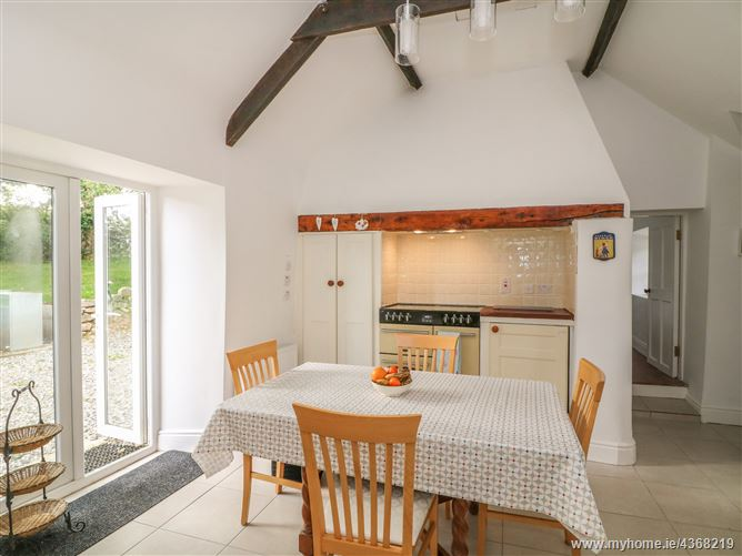 Main image for The Old White Cottage,The Old White Cottage, Barnamuinga, Shillelagh, Co Wicklow, Y14DR02, Ireland