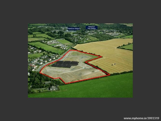 Residential Development Site with FPP, Rathdrum, Co. Wicklow