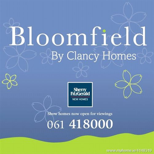 Bloomfield By Clancy Homes, Annacotty, Co Limerick