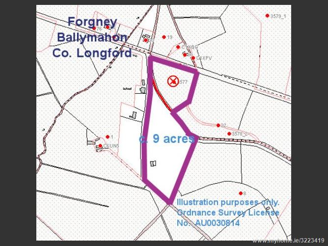 Forgney, Ballymahon, Co. Longford