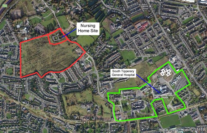 Main image for Nursing Home Site, Glenconnor, Clonmel, Tipperary