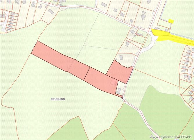 Main image for Prime c.4.8 acre residential holding at Ballyhire, Kilrane, St. Helens, Wexford