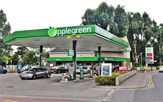 Applegreen Service Station,Main Street, Tullamore, Offaly