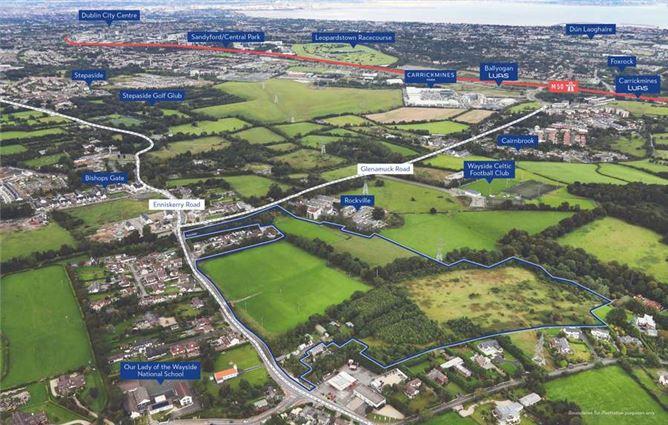 Main image for Land at Glenamuck Road, Kilternan