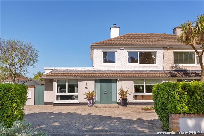 16 Highland Avenue, The Park, Cabinteely, Dublin 18
