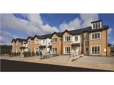 Photo of Castlewellan Park, Celbridge, Co. Kildare - Type E  3 bedroom townhouse