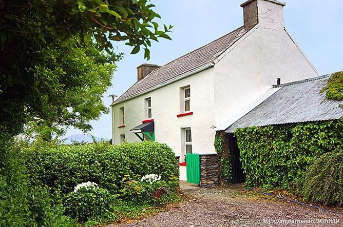 Cottage (172), Portmagee, Kerry