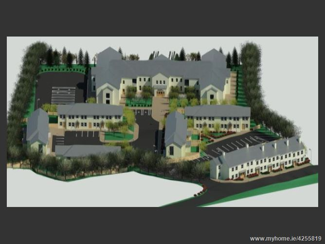 Proposed Retirement Village, Ballyliffin, Donegal
