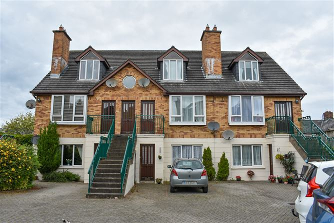 Apartment 24, Block D, Friars Court, McCurtain Street, Mullingar, Westmeath