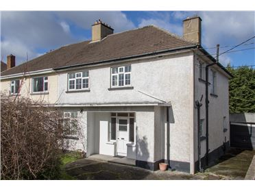 Property image of 22 Mather Road North, Mount Merrion, County Dublin
