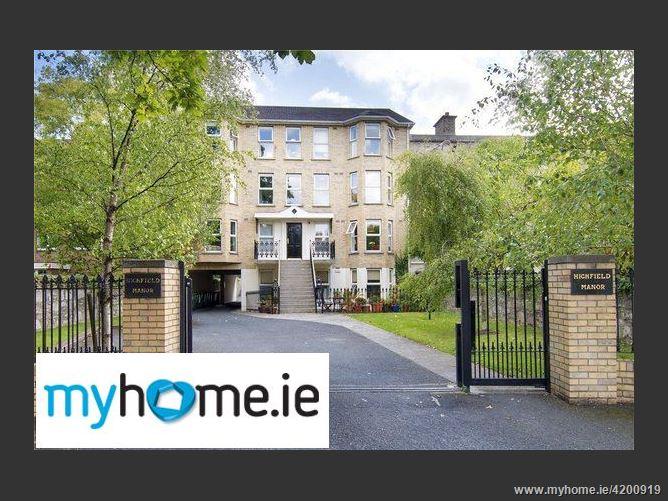 Highfield Manor, Highfield Road, Rathgar, Dublin 6